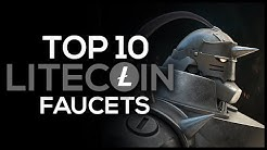 Top 10 Litecoin Faucets