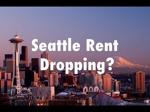 Seattle Rent Dropping?
