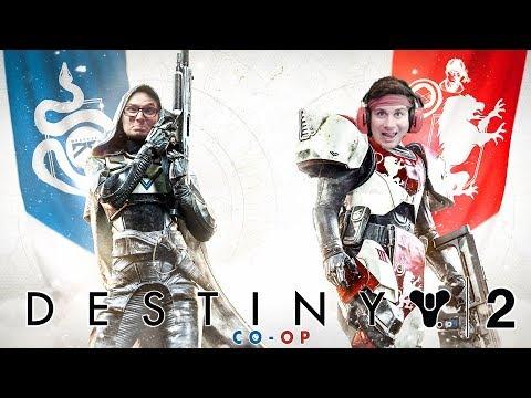» Destiny 2 « - Cinematischer Co-op im atemberaubenden Grafikspektakel! + 1080ti Gewinnspiel