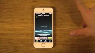 iPhone 5S iOS 7.0.5 Internet Speed Performance Test
