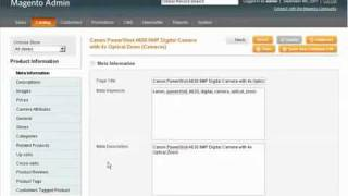 Magento - Adding Related Products