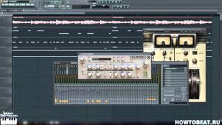 Как сделать бит теплее   OldSchool ударные   Видеоурок