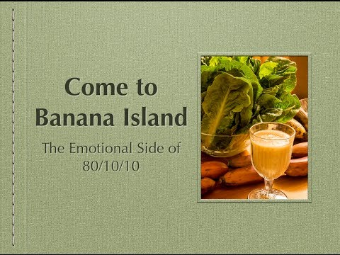 Handling Emotions On A Raw Food Diet - Banana Island Webinar with Dr. Doug Graham