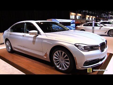 2017 BMW 740e xDrive iPerformance Plug in Hybrid Exterior Interior Walkaround 2017 Chicago Aut