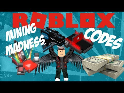 MINING MADNESS EPIC CODES GIFTS