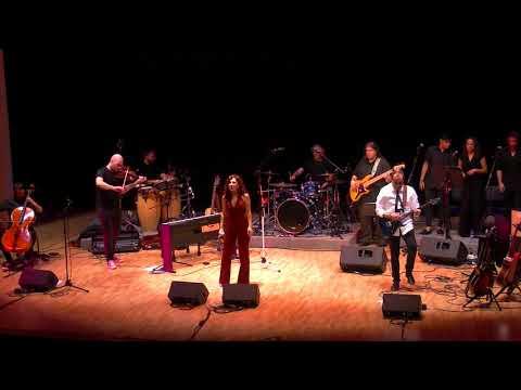 """Arcana has soul. Presentación en el Palau de la  música de Valencia de su cuarto disco """"set me free"""""""