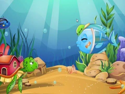 fish eat fish 3 : games for kids : Y8 /ปลากินปลา 3 : เกมส์สำหรับเด็ก : Y8 : เกมส์เด็ก