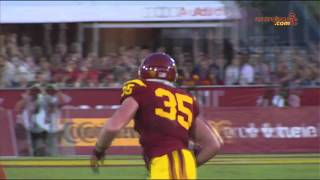 USC Football - Cam Smith INT Hat Trick vs. Utah