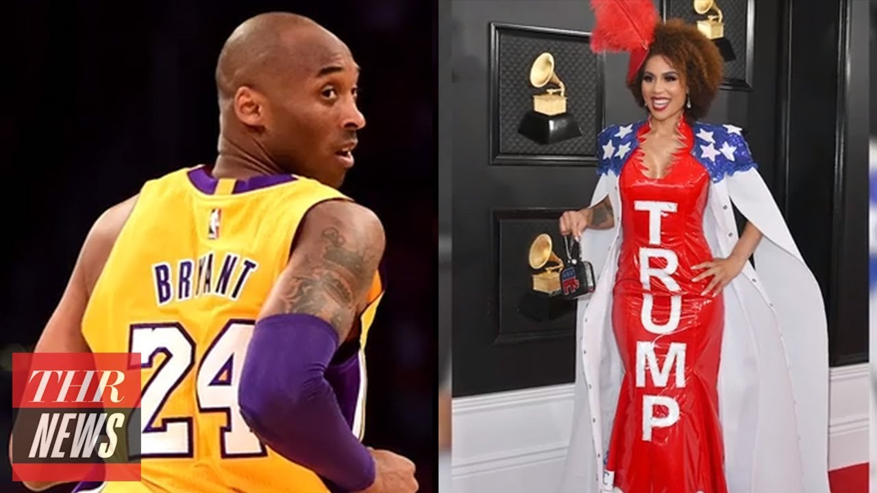 Joy Villa Wears Pro-Trump Gown to Grammys, Musicians Pay Tribute to Kobe Bryant & More | THR News