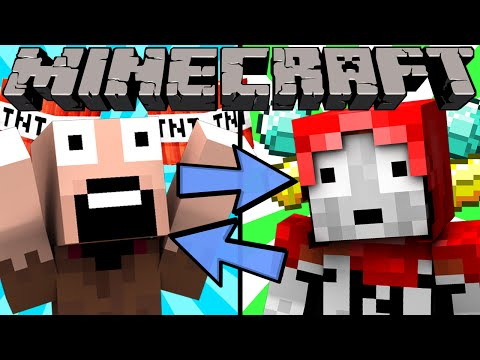 Thumbnail: If Notch and ExplodingTNT Switched Places - Part 1