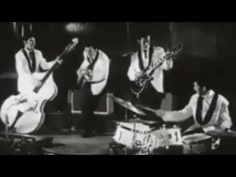Tielman Brothers - Rock It Up - Live Video 1959 (true Indo Rock) Official Indorock Music Video