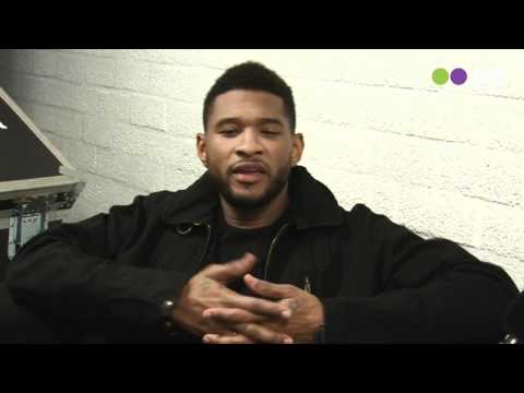 538 Juize: Niels Hoogland interviewt Usher part 1