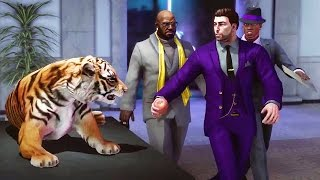 SAINTS ROW 4 - Re-Elected et Gat Out of Hell Trailer [FR]