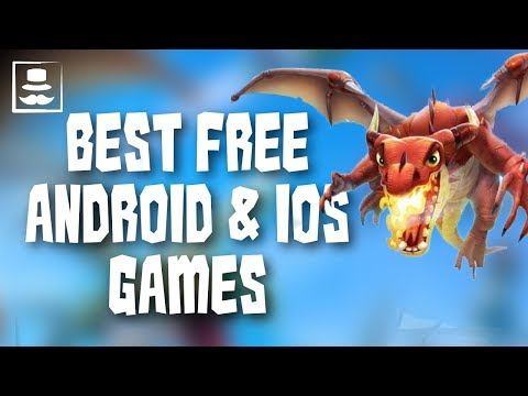 Best Free Android & iOS Games 2018 - Offline