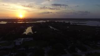 4-15-17  sunrise over the atlantic ocean and jax beach
