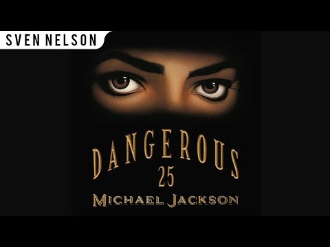 Michael Jackson - 17. Give In To Me (Original Version) [Audio HQ] HD