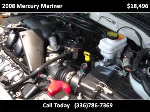 2008 Mercury Mariner available from H and H Auto