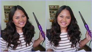 ม้วนผมสวยด้วย Remington รุ่น CI-555 | MaiRuuDee