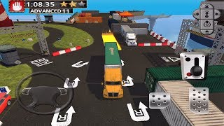 Ferry Port Car Parking Simulator Game (Advanced)