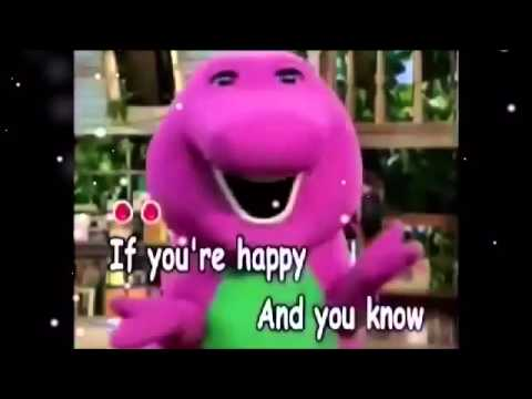 Barney: If You're Happy And You Know It