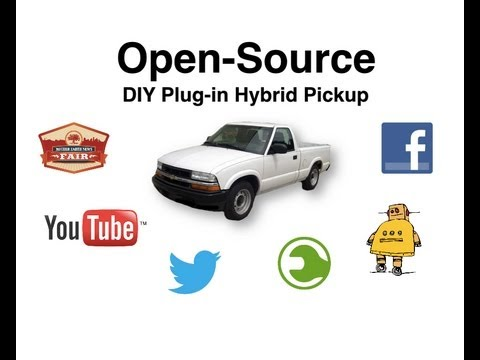 Diy Hybrid Pickup Truck Concept For Independence Project Contest
