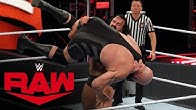 Drew McIntyre vs Big Show  WWE Championship Match Raw April 6 2020