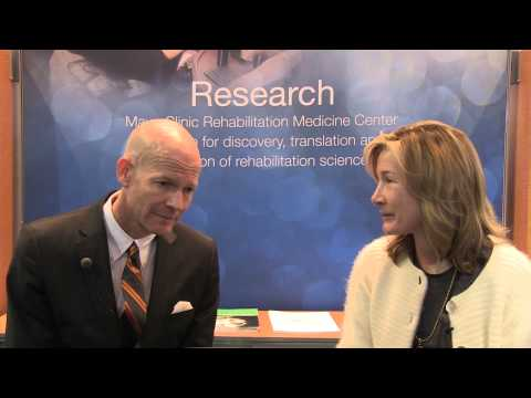 AAPM&R 2012 Conference: Interview with Keith Bengtson - Mayo Clinic