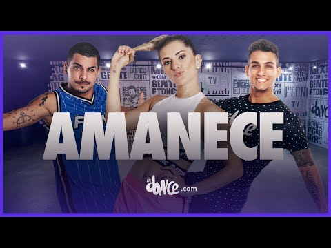 Amanece - Anuel AA, Haze | FitDance Life (Coreografía Oficial)