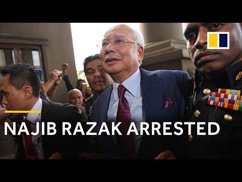 Malaysia's former Prime
