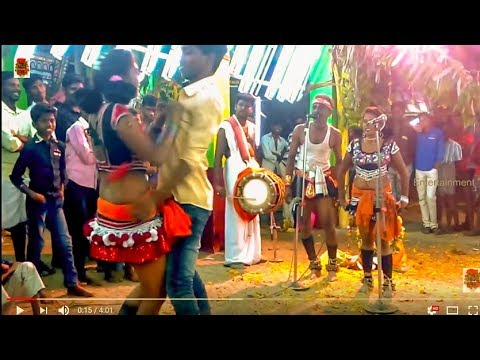 Festival celebration  -Comedy Dancing karakattam Video Tamil Nadu Jan 2018  HD1080p