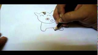 cara melukis kucing