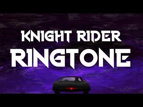 Knight Rider Ringtone and Alert