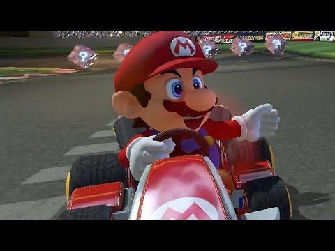Mario Kart 8 Deluxe - Grand Prix - Mushroom Cup (200cc)