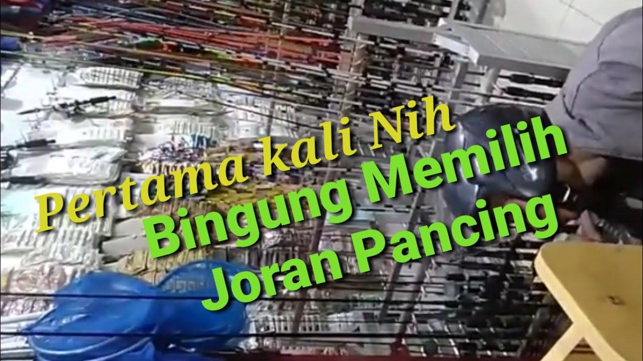 Desain Banner Toko Pancing - desain banner kekinian
