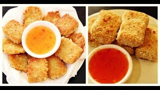 How to Make Vegan Potato Nuggets-With No oil Version & Honest Dad Taste Test Included