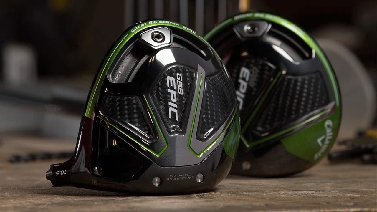 Callaway Golf GBB Epic Drivers | Specs, Reviews & Videos