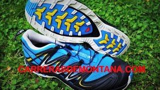 Salomon XA Pro3D: Zapatillas trail y montaña. Análisis técnico y alternativas, por Mayayo @moxigeno