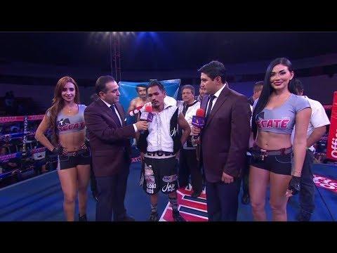 """""""Boxrec Inventa Peleas y Miente"""" Boxeador Mexicano Ulises """"Raton"""" Lara"""