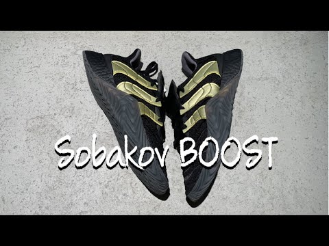 ADIDAS SOBAKOV BOOST UNBOXING & ON FEET REVIEW