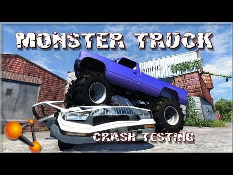 beamng drive crash testing 18 funnycat tv. Black Bedroom Furniture Sets. Home Design Ideas
