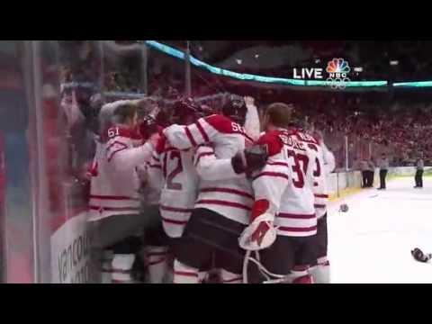 Sidney Crosby's Olympic Goal