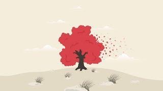 #32 Рисую иллюстрацию дерева