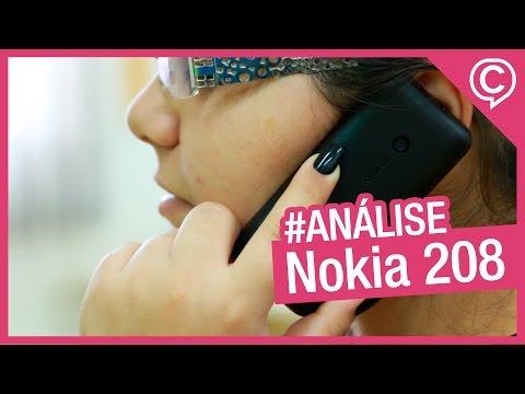 Nokia 208 [Análise] – Cissa Magazine