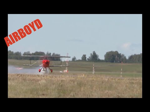 Super Low Plane Flybys - Arctic Thunder Air Show