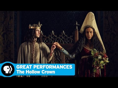THE HOLLOW CROWN on GREAT PERFORMANCES   The War of the Roses: Henry VI Part 1 Preview   PBS