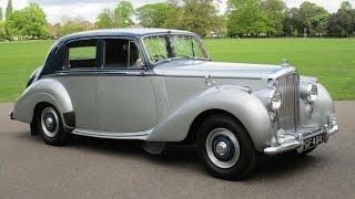 Bentley r type 1954 год life обзор от Stage PLUS в Ангар Авто