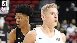 Portland Trail Blazers vs Utah Jazz - Full Game Highlights | July 9, 2019 NBA Summer League
