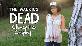 Clementine - Walking Dead Cosplay - DIY