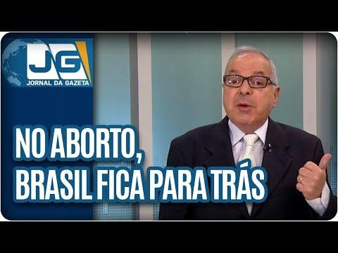 João Batista Natali/No aborto, o Brasil fica para trás