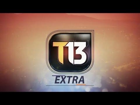 Así interrumpió y finalizó la transmisión Canal 13 tras el sismo de las 3:15AM (02/08/2017)